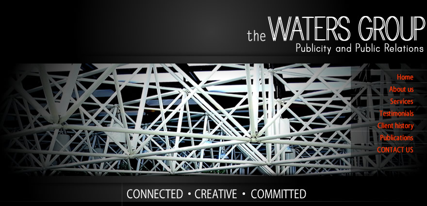 The Waters Group Publicity and Public Relations